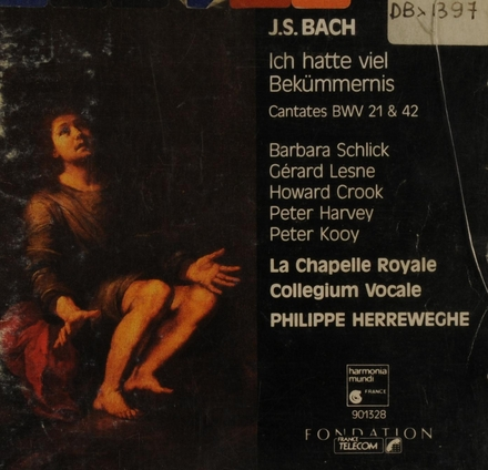 Cantates BWV 21 & BWV 42