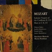 Solemn vespers of the confessor K. 339