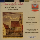 Missa BWV 235