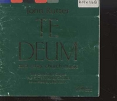 Te Deum and other church music