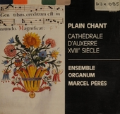 Plain-chant cathédrale d'Auxerre, XVIIIè siècle : Liturgies of the French church
