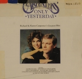 Only yesterday - greatest hits