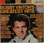 Bobby Vinton's greatest hits