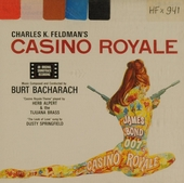 Casino Royale : Original motion picture soundtrack
