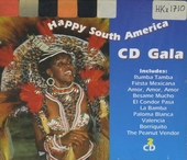 Happy south america cd gala