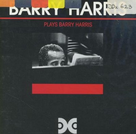 Plays Barry Harris