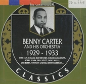 Benny Carter and his orchestra 1929-1933