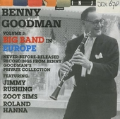 The B.Goodman yale archives. vol.3