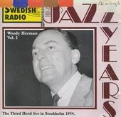 Swedish radio - 1 stockholm 1954