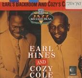Earl's backroom and Cozy's caravan