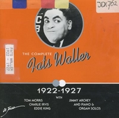 The complete 1922 -1927