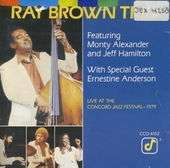 Live at the Concord Jazz Festival'79