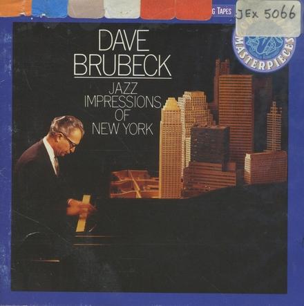 Jazz impressions of New York