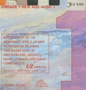 Oreade - new age music. vol.1