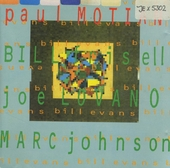 Paul Motian & Bill Evans