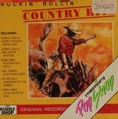 Rockin' rollin' country hits