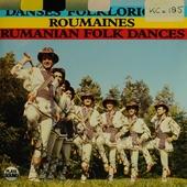 Danses folkloriques roumaines