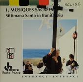 Chants sacres - sittimana santa...