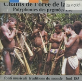 Chants de l'orée de la forêt -pygmees