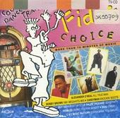 Fido's choice : 17 cool dance trax. vol. 1