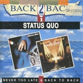 Never too late / Back to back