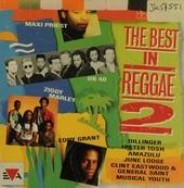 The Best In Reggae. vol.2 - tv cd