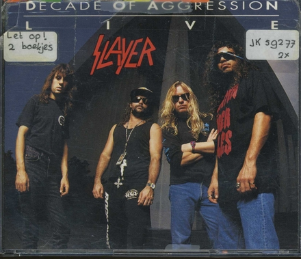 Decade of aggresion - live