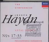 Symphonies 17-33