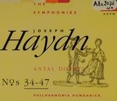 Symphonies 34-47