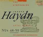Symphonies 48-59