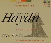 Symphonies 60-71