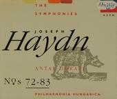 Symphonies 72-83