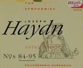Symphonies 84-95