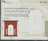 Haydn symphonies. Vol. 4