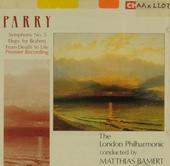 Symphony no.5 in b minor 'Symphony Fantasia 1912'