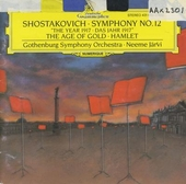 """Symphony no.12 op.112 """"The year 1917"""""""