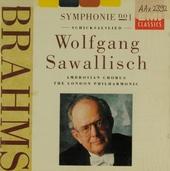 Symphony no.1 in c minor, op.68