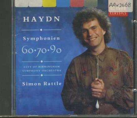 """Symphony no.60 in C, """"Il distratto"""""""