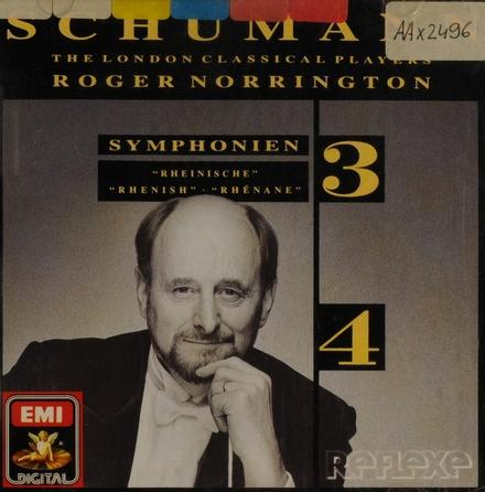 "Symphony no.3 in E flat, op.97 ""Rhenish"""