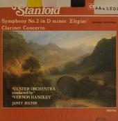 Symphony no.2 in d minor, 'Elegiac' ; Clarinet concerto in A minor op.80