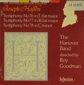 Symphony no.76 in E flat major
