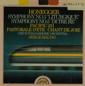"Symphony no.3 ""Liturgique"""