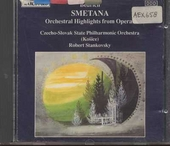 Orchestral highlights from operas
