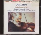 Violin concerto no.3 in G major