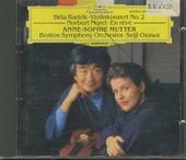 Konzert für violine und orchester no.2 sz.112