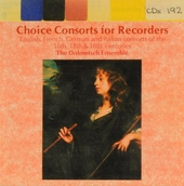 Choice consorts for recorders
