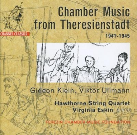 Chamber music from Theresienstadt 1941-1945