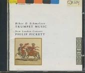 Trumpet music by Biber and Schmelzer