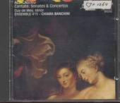 Motet, sonates & concertos