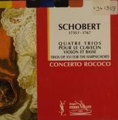 Trios opus XVI for the harpsichord